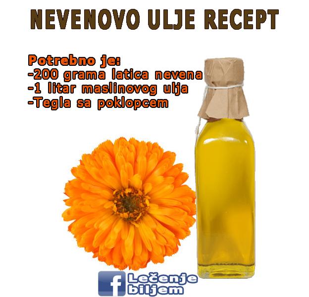 recept za nevenovo ulje