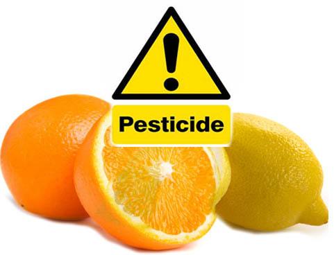čišćenje pesticida