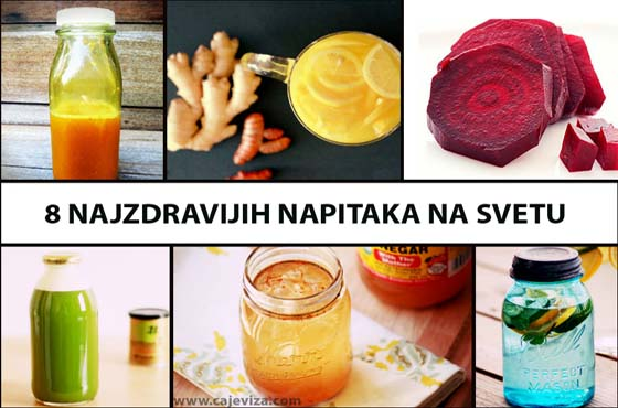 najzdraviji napitak recept