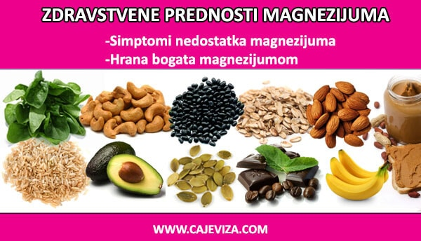 magnezijum za zdravlje
