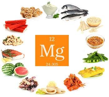 Hrana bogata magnezijumom