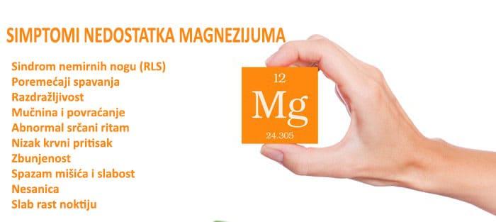 Nedostatak magnezijuma