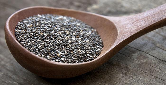 Čija seme, chia semenke