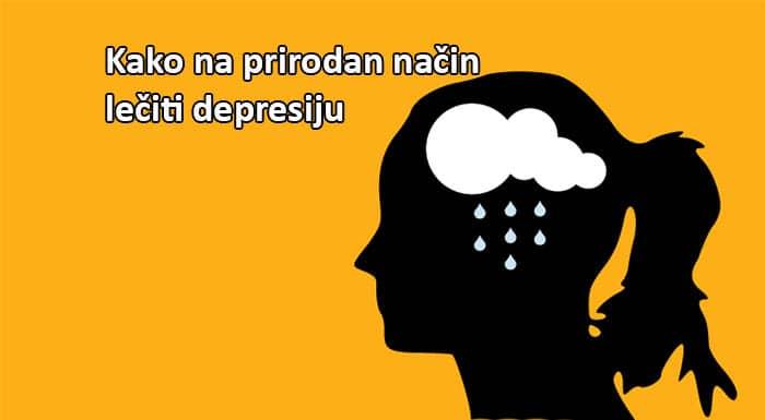 depresija lecenje na prirodan nacin