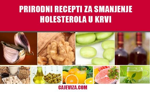 holesterol-smanjenje