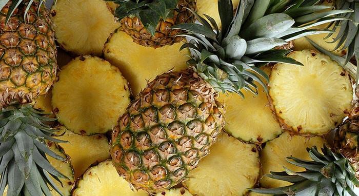 ananas lekovita svojstva ilustracija.