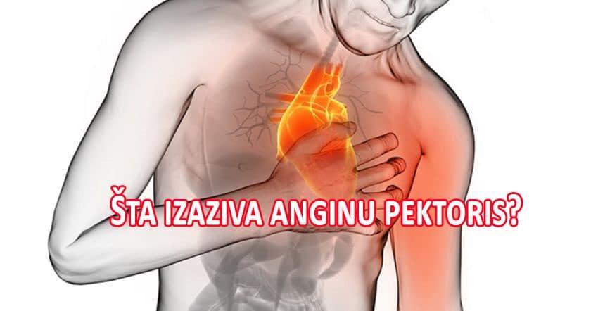 Lekovite biljke za anginu pektoris