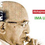alchajmerova bolest kako se leci