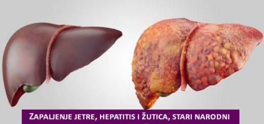 hepatitis prirodno lecnje recepti