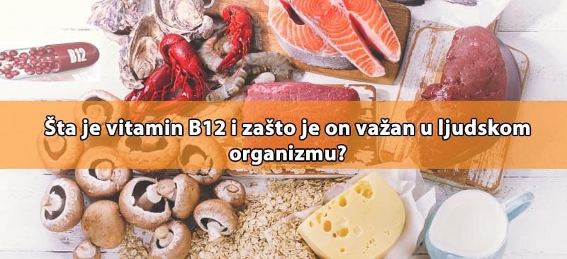 Vitamin B12 značaj