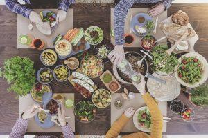 Slika prirodnog ručka.